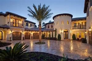 Mediterranean Mega Mansion