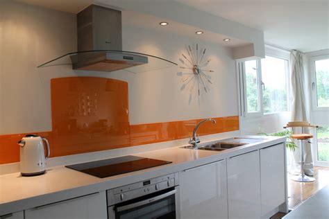 kitchen metal backsplash ideas bespoke glass splashbacks opening up the design