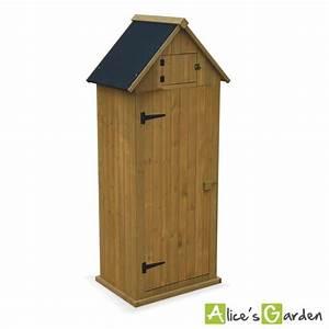 petit abri de jardin andelys en bois coloris bois naturel With petit abris de jardin