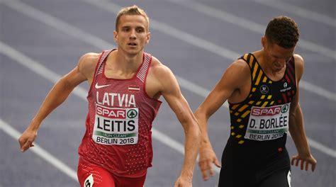 Ārents, Leitis un Misāns sacensībās Eiropā uzstāda savus sezonas labākos rezultātus ...