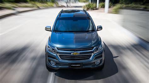 Chevrolet Trailblazer 4k Wallpapers by Wallpaper Chevrolet Trailblazer Premier Bangkok Auto Show