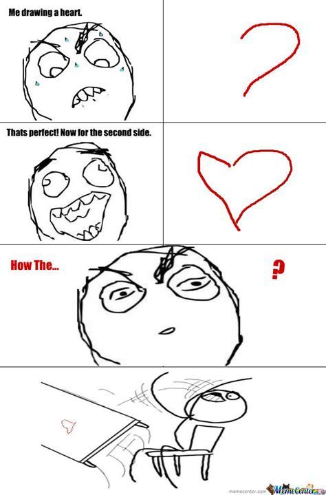 Drawing Memes - drawing hearts impossibru by victorhugo meme center