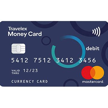 mastercard prepaid travel card