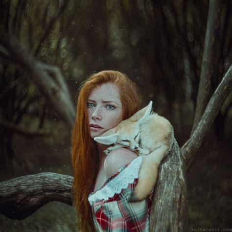 ukrainian photographer brings fairytales  life