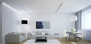 Salon Canapé Gris : d co salon gris clair ~ Preciouscoupons.com Idées de Décoration