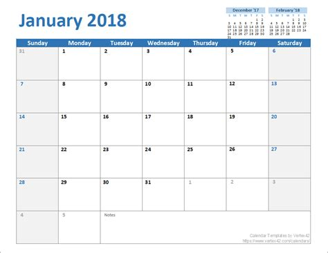 monthly calendar template free monthly calendar template for excel
