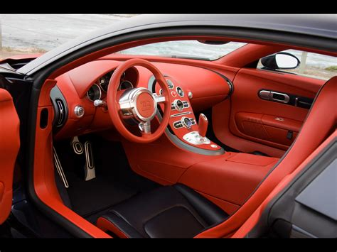 To create for him a truly unique chiron that epitomizes luxury. World Of Cars: Bugatti veyron interior