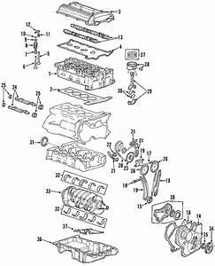 2013 Chevrolet Malibu Camshaft  Engine Camshaft  Valve