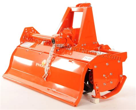 phoenix  series  model   point hitch tractor pto driven economy rotary tiller  sigma