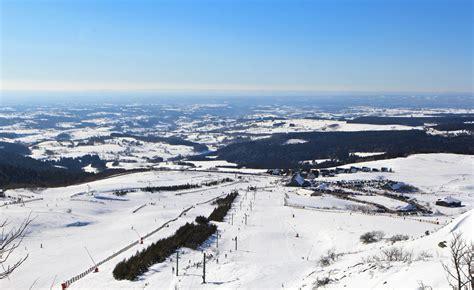 les chalets du sancy chastreix sancy la station de ski office de tourisme du sancy