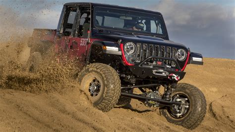 jeep gladiator  compete  king   hammers