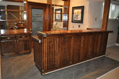 Nautical Themed Bar,custom Etched Glass Door, Designer Led