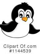Penguin Clipart #20337 - Illustration by Tonis Pan