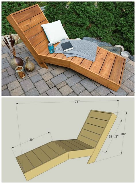25 best ideas about pallet chaise lounges on