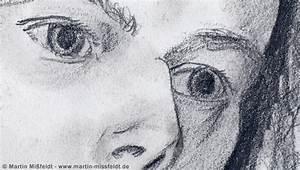 Kunst Zeichnungen Bleistift : augen und nase aus bleistift portrait anja ~ Yasmunasinghe.com Haus und Dekorationen