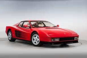 Ferrari Testarossa D452DJU - Graypaul Classic