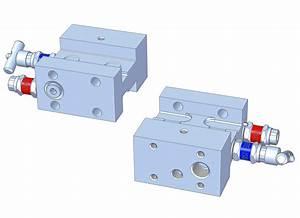 Mp21h 2-valve Manifold  H-type