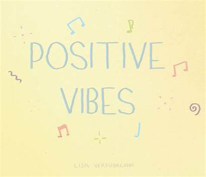 Positive Positivity Vibes Giphy Attitude Gifs Vertudaches