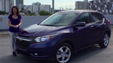 honda hrv car review  lauren fix  car coach