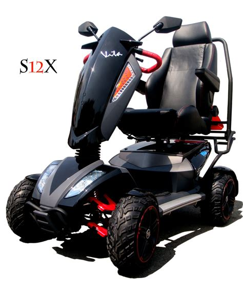 Heartway Vita S12X 4 Wheel Mobility Scooter for Sale