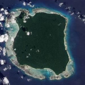 """Tak Ada Yang Berani Masuk: """"Sentinel"""" Pulau Paling ..."""