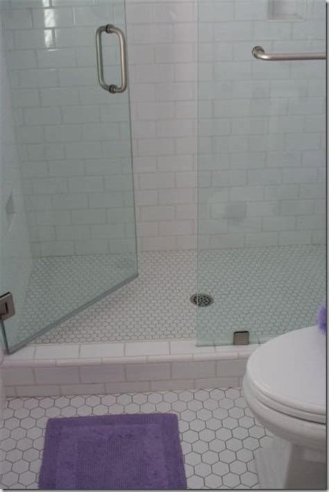 small hexagon bathroom tiles 30 pictures of small hexagon bathroom tile designs