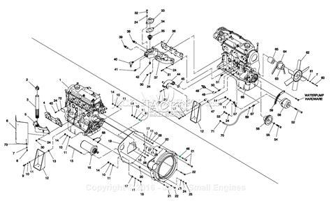 Generac Parts Diagram For Engine Compartment