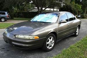 Sell Used 1999 Oldsmobile Intrigue Gls Sedan 4