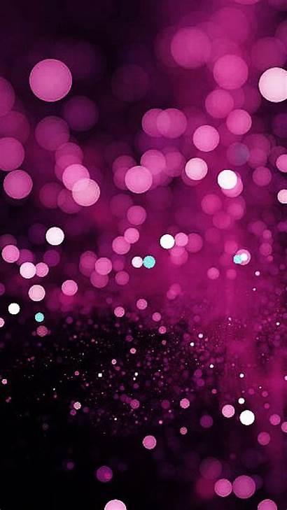 Whatsapp Glitter Wallpapers Iphone Phone Purple Parede
