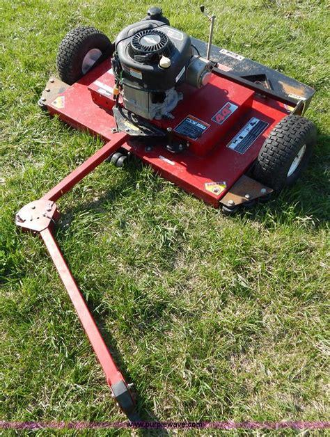 swisher  pull  mower item