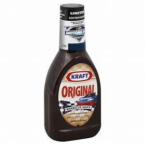 Kraft Barbecue Sauce, Original, 18 oz (1 lb 2 oz) 510 g