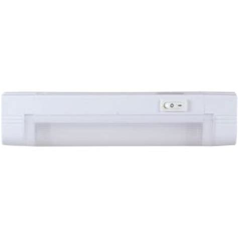 ge 8 in fluorescent slim linkable white