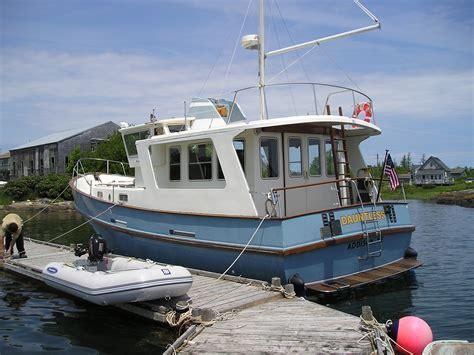 Fisher Motor Boats For Sale by Downeast Maine Boatyard Boats For Sale Jonesport Shipyard