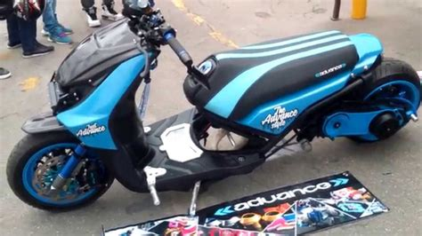 1er ceonato scooter tuning racing colombia youtube