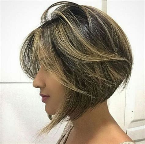 trendy short haircut ideas   straight curly hair popular haircuts