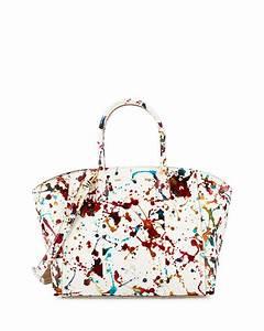 Vbh Brera 30 Sport Python Satchel Bag  Multicolor