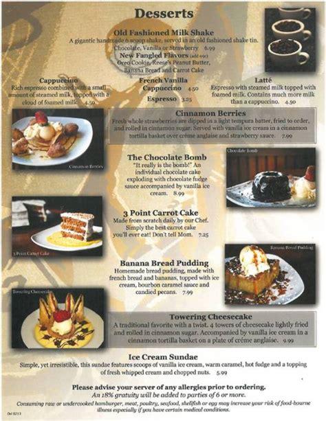 cuisine a la carte a la carte menu the best cart