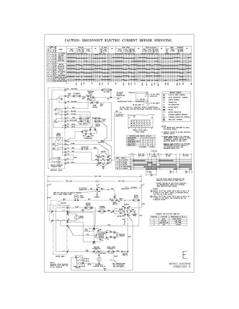 Laundry Room House Wiring Circuit by Kenmore Laundry Center Wiring Diagram 411 S Volts