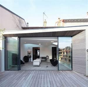 les 25 meilleures idees de la categorie agrandissement With awesome maison toit en verre 2 idee agrandissement maison 50 extensions esthetiques