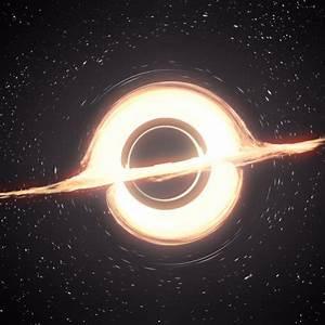 Black Hole Loop - 3D Model Animated - PixelBoom