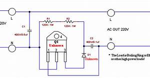 Generator  Alternator Ac Voltage Booster Circuit