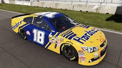 Nascar Thunder Cars Paint Race Forza Schemes