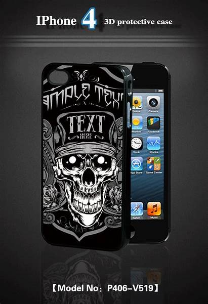 Effect Mobile Protection Case 4s Iphone Phone
