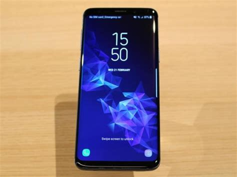 galaxy s9 and s9 plus supercharge cameras to take on iphone x