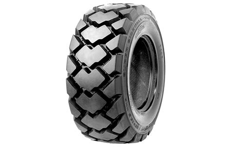 difference  solid pneumatic skid steer tires