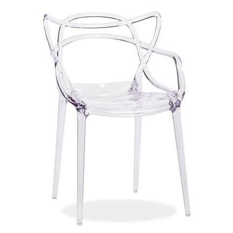 chaise starck transparente les 20 meilleures idées de la catégorie chaise plastique