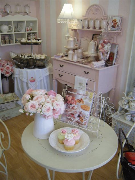 shabby chic shops cinderella moments the shabby chic cupcake shop dollhouse