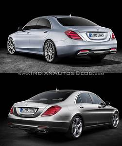 Mercedes Classe S 2017 : 2017 mercedes s class vs 2013 mercedes s class old vs new ~ Dallasstarsshop.com Idées de Décoration