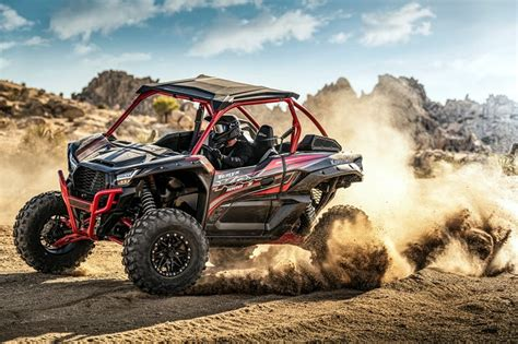 Kawasaki Introduces New Teryx Side-by-Sides ...