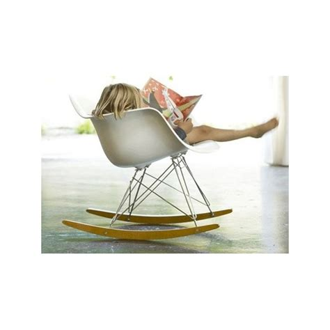 chaise rar eames rar rocking chair 1950 charles eames vitra